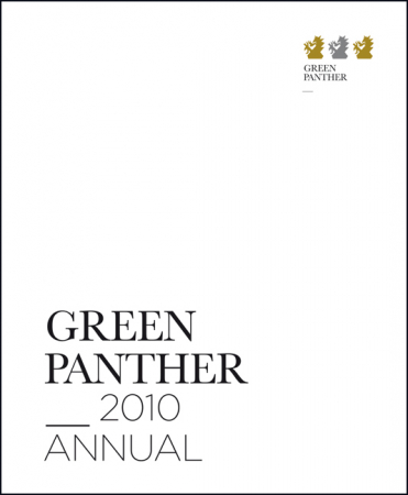 Green Panther Annual 2010