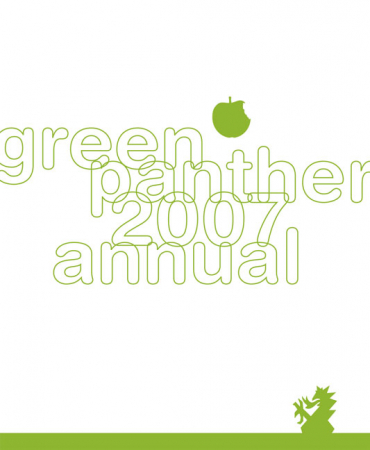 Green Panther Annual 2007