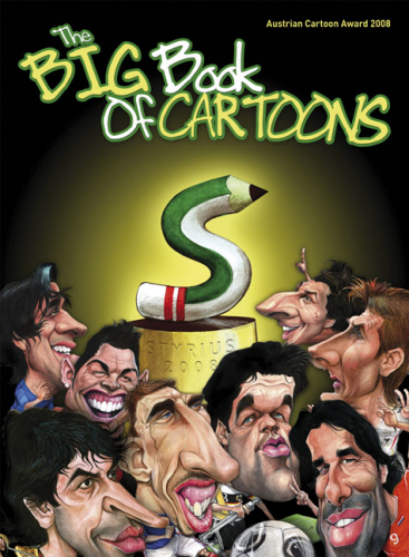 The Big Book of Cartoons