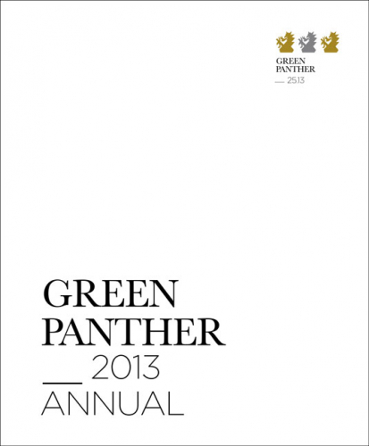 Green Panther Annual 2013