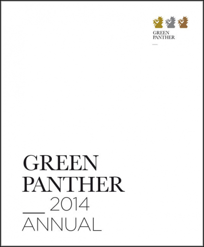 Green Panther Annual 2014